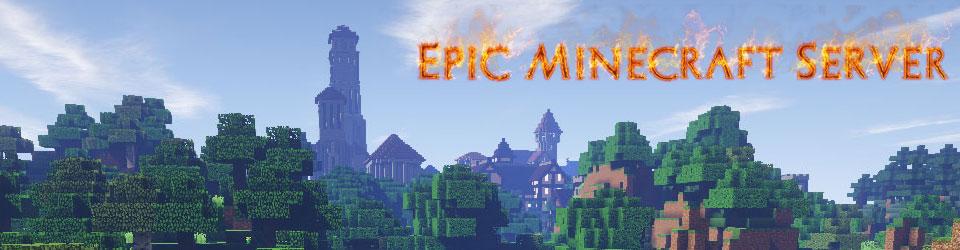 Epic Minecraft Server
